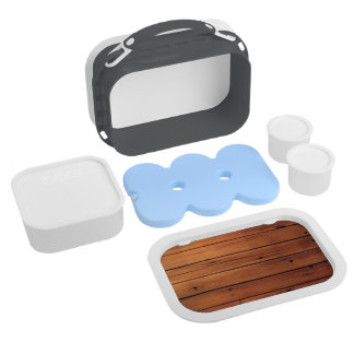 Wooden wall lunch box