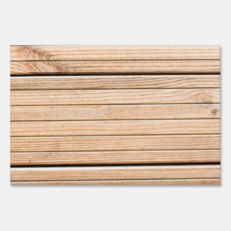 Wooden Wall Panels Sign