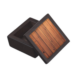 Wooden wall premium trinket box