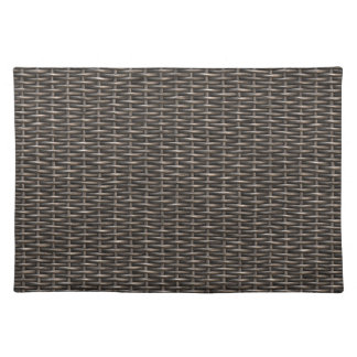 Wooden Weave 1 Placemat