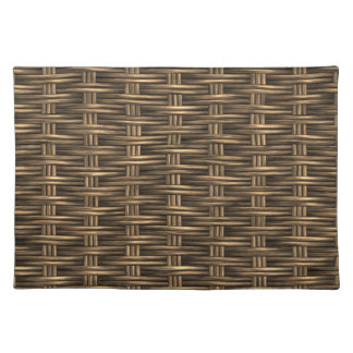 Wooden Weave 2 Placemat