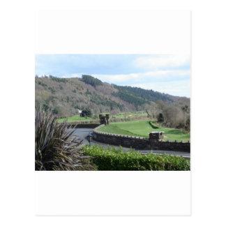 Woodenbridge Wicklow Irlanda Postal