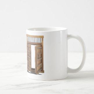 WoodenCastleDoorBarUnlocked021613.png Coffee Mug