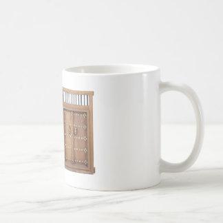 WoodenCastleDoorBrassDetails021613.png Coffee Mug