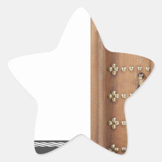 WoodenCastleDoorBrassDetails021613.png Star Sticker