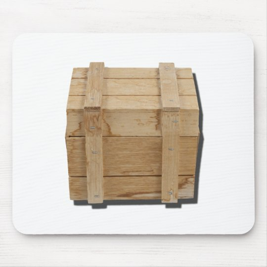 WoodenCrate121512 copy.png Mouse Pad