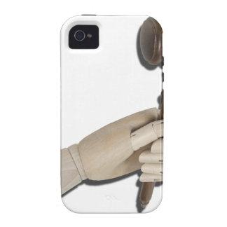 WoodenHandGavel100712 copy.png Vibe iPhone 4 Case