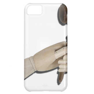 WoodenHandGavel100712 copy.png iPhone 5C Cover
