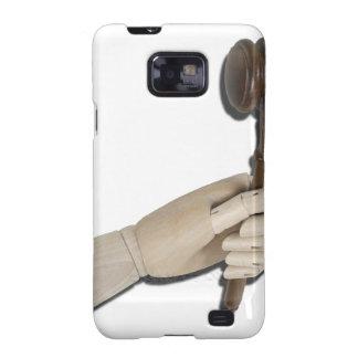 WoodenHandGavel100712 copy.png Galaxy SII Carcasa