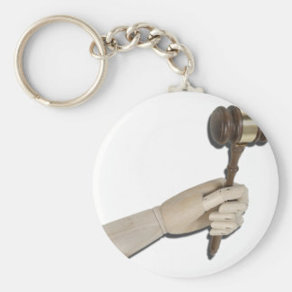 WoodenHandGavel100712 copy.png Keychain