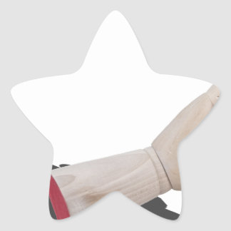 WoodenHandHoldDynamite021613.png Star Sticker