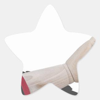 WoodenHandHoldDynamite021613.png Star Sticker
