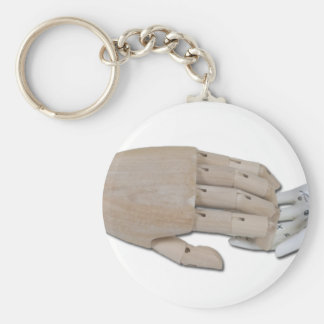 WoodenHandPalmReading100712 copy.png Keychain