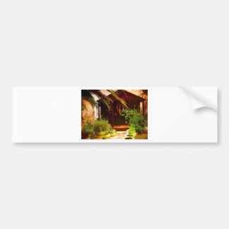 Woodenhouse Gifts Bumper Sticker