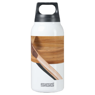 WoodenRowboatWithOars050314.png Insulated Water Bottle