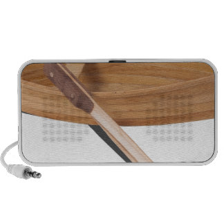 WoodenRowboatWithOars050314.png Mini Speaker