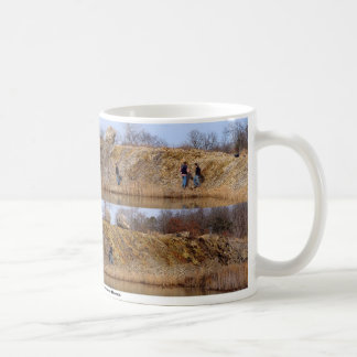 Woodford Shale XIII - Outcrop Characterization Classic White Coffee Mug