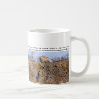 Woodford Shale XIV - Outcrop Characterization Coffee Mug
