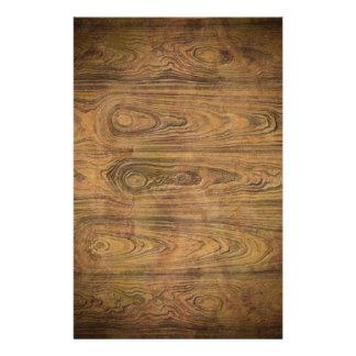 Woodgrain Rustic Country cowboyWedding Stationery Design