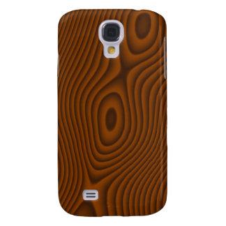 Woodgrain Textured Samsung Galaxy S4 Covers