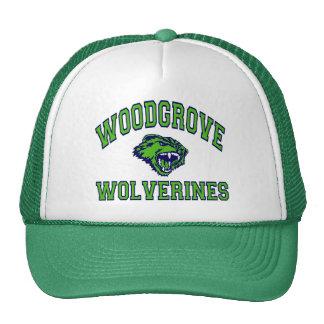 Woodgrove Wolverines Trucker Hat