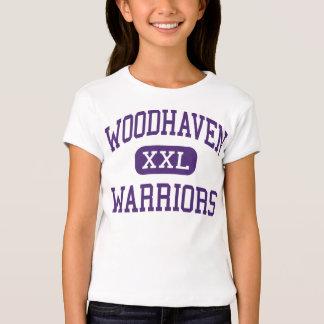 Woodhaven - guerreros - alto - Brownstown Michigan Poleras