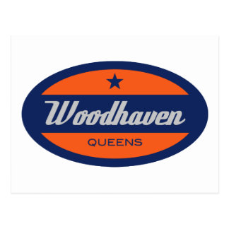 Woodhaven Postcard