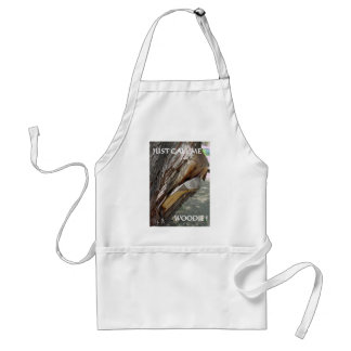 WOODIE 1 AND 2 ADULT APRON