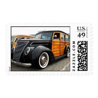 Woodie car postage