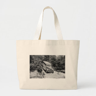 Woodie in the Woods, 1930s Canvas Bags