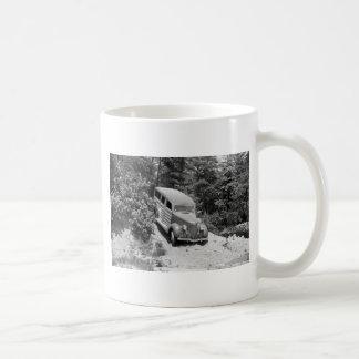 Woodie in the Woods, 1930s Coffee Mug