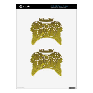 Woodie Xbox 360 Controller Decal