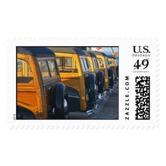 Woodies Postage Stamp