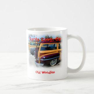 Woodies viejo taza