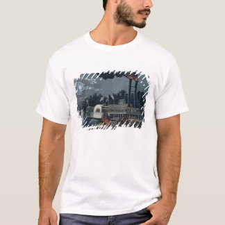 Wooding up' on the Mississippi T-Shirt
