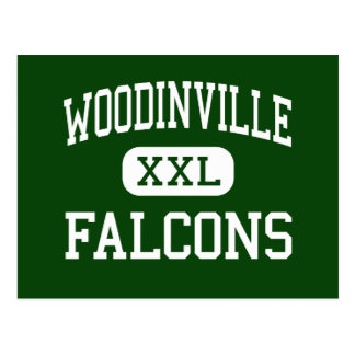 Woodinville - Falcons - High - Woodinville Postcard