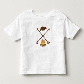Woodland Adventurer Toddler T-shirt