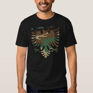 Woodland Albanian Eagle T Shirt