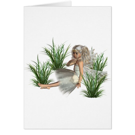 Woodland Angel Greeting Cards