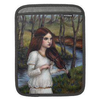 Woodland Angel iPad Sleeve