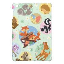Woodland Animal iPad Mini Case