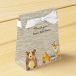 Woodland Animals Baby Shower Favor Favor Box