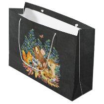 Woodland Animals Baby Shower Gift Bag