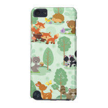 Woodland Animals iPod touch 5G iPod Touch (5th Generation) Cover