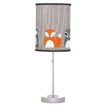 Woodland Animals Lamp