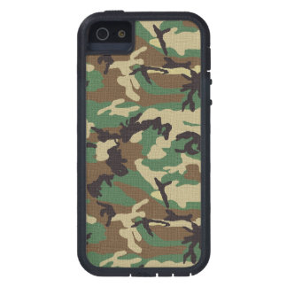 Woodland Army Camo iPhone 5/5S Xtreme Case