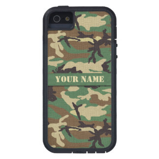 Woodland Army Camo iPhone 5 Xtreme Case