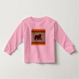 Woodland Bear Toddler T-shirt
