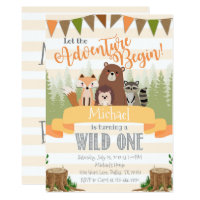 Woodland Birthday Gifts on Zazzle