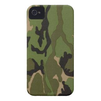 Woodland Cammo case iPhone 4 Case-Mate Cases
